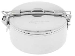 MSR Alpine Stowaway Cookware Pot 1.1L Stainless Steel 094642211092