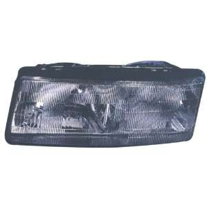 CHEVROLET LUMINA HEADLIGHT ASSEMBLY LEFT (DRIVER SIDE) (WITH RUBBER