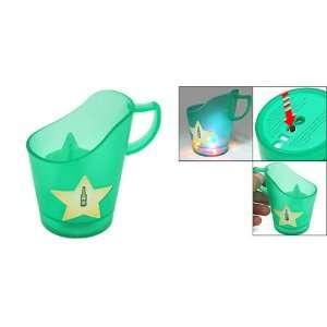 Amico Plastic LED Flash Light Mug Cup Glass Holder Bar