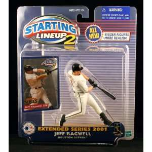 MLB Starting Lineup 2 EXTENDED SERIES Action Figure & Exclusive