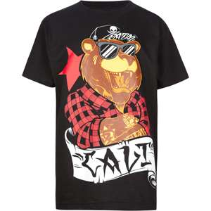 FATAL Cali Bear Boys T Shirt 192674100  Graphic Tees