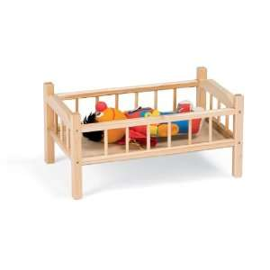 Traditional Doll Bed: Toys & Games