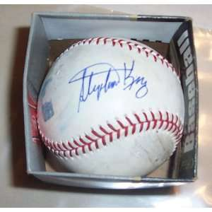 King authentically Signed Autographed ROML Baseball