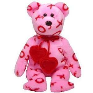 TY Beanie Baby   HUG HUG the Bear Toys & Games