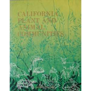 California plant and animal communities (California State