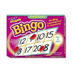 Trend Addition Bingo Game   1 Set