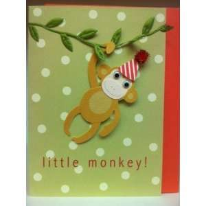 Meri Meri Happy Birthday Little Monkey: Arts, Crafts