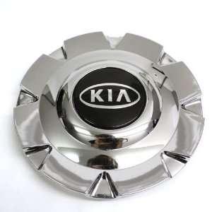 Kia Wheel Chrome Center Cap Oem #52960 3c610 Automotive