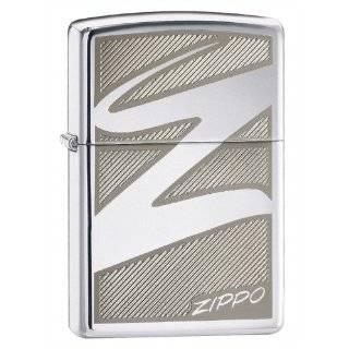 Zippo Lighter ZZ Top, High Polished Chrome  Sports