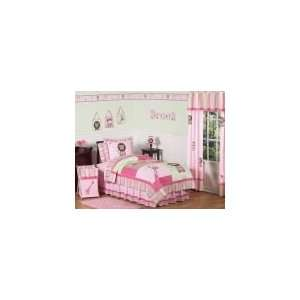 Jungle Friends 3 Piece Full / Queen Comforter Set   Girls