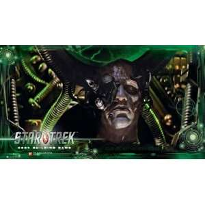 America Star Trek Deck Building Game Borg Play Mat Toys & Games