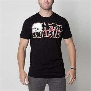 Metal Mulisha Corpo 2 Custom T shirt   Small/Black