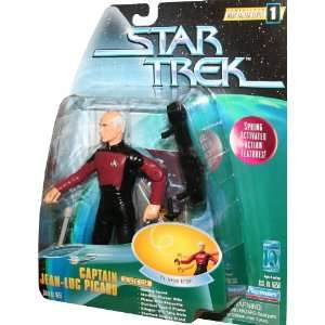 JEAN LUC PICARD Star Trek The Next Generation 1998 Warp Factor Series