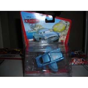 DISNEY PIXAR CARS 2 SUBMARINE FINN MCMISSILE #1 DIECAST