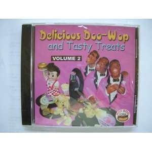 Delicious Doo Wop and Tasty Teats Vol 2 COMPILATION
