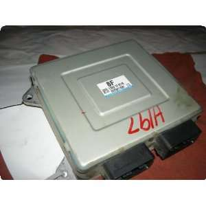 Engine Computer ECU  MAZDA 3 05 Elec Cont Unit (ECU); (mtd by battery