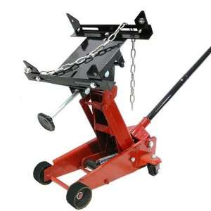 Heavy Duty Tilting Floor Jack Transmission Adapter Home