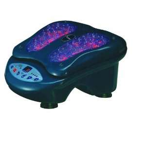 Heated Infrared Foot Massager with Remote: Health