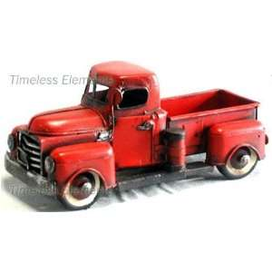 Small 1950 1st Series Gmc Pickup Truck Model
