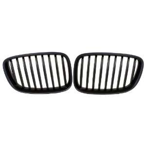 BMW F07 2011+ 5 SERIES GT MATTE BLACK GRILLES Automotive