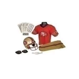 San Francisco 49ers NFL Youth Uniform Set Sports