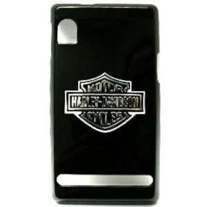 Motorola Droid A855 Harley Davidson SnapOn Case,Logo on