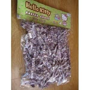 Hello Kitty Sanrio Easter Basket Paper Grass   1.5 oz   Toys & Games