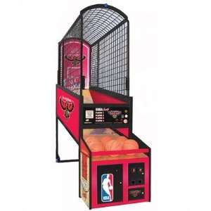 Atlanta Hawks NBA Hoops Basketball Game
