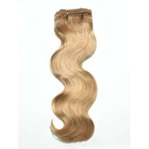 18 Virgin Body Human Hair Extensions by Wig Pro: Beauty