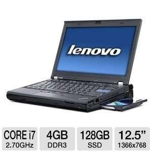 Thinkpad X220   Intel  Core I7   2620M   2.7 Ghz   DDR3