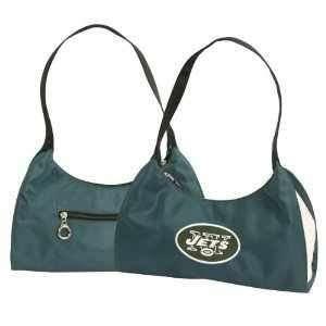 New York Jets NFL Team Logo Hobo Purse