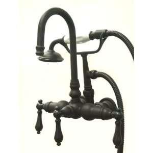 Kingston Brass CC7T5 Oil Rubbed Bronze Vintage Triple