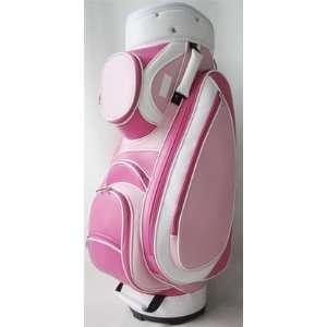 JGolf Ladies Classic Golf Cart Bags   Classic Pink Sports