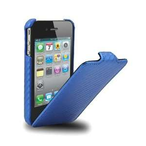 leather sleek flip case cover for iPhone 4th Gen / Generation iPhone