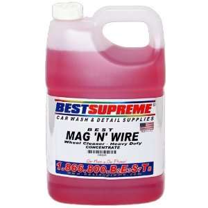Acid Mag N Wire Wheel Cleaner 1 Gallon Automotive
