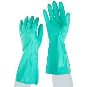 Mapa STANSOLV Style AK 22 Nitrile Glove, 14 Length, Size 8 (Pack of