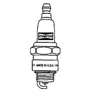 Federal Mogul/Champ/Wagner Cham Cj8 L&G Spk Plug (Pack Small Engine
