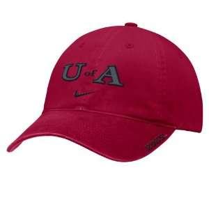 Nike Arkansas Razorbacks Cardinal Alternate Campus Hat