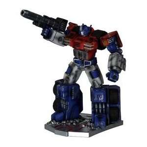 Transformers War Within Optimus Prime Mini Statue Toys & Games