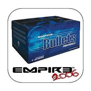 Empire Bullets Paintballs   2000 Yellow: Sports & Outdoors