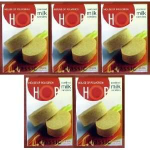 90 pcs HOP Polvoron Classic Powdered Milk Candies Philippines