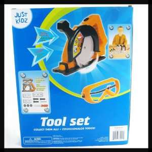 Play Toy Set Tool Kid Boys Educational Pretend Play Work Saw Game New
