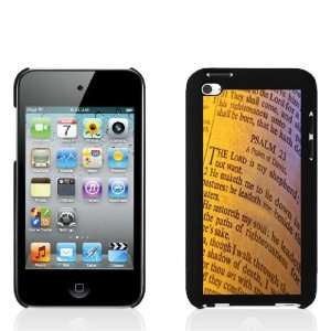 Psalm 23 Of David   iPod Touch 4th Gen Case Cover