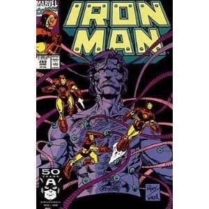 Iron Man (Vol. 1), Edition# 269 Marvel Books