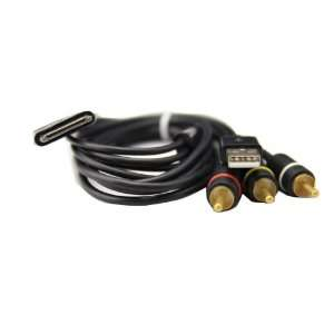 HK HDTV AV TV RCA USB Audio Video Cord Cable for Samsung