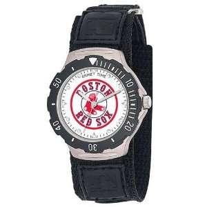 Boston Red Sox  Logo  Agent Series Wrist Watch Clock