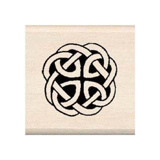 Celtic Symbols: 18 Rubber Stamps (9780811820547): Jim Paul