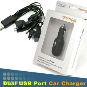 Product] Brand New Dual Port Car Vehicle Travel Battery Charger