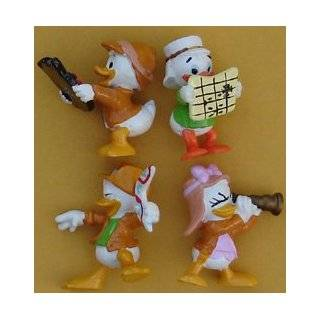 Disney Scrooge McDuck and Donald Ducks Nephews Huey, Dewey, and Louie
