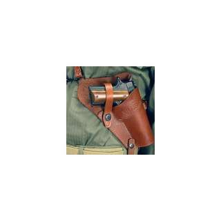 Shoulder Holster   WWII Reproduction Leather Holster: Sports